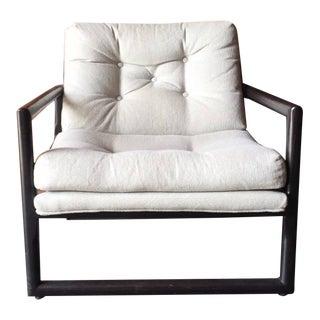 Vintage Milo Baughman Lounge Chair