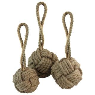Seamus Rope Balls - Set of 6