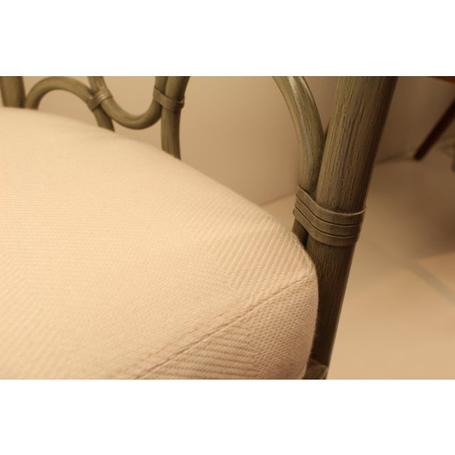 McGuire Laura Kirar Upholstered Arm Chair - Image 5 of 5