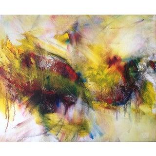 """Ostentatious Display"" Original Oil Painting"
