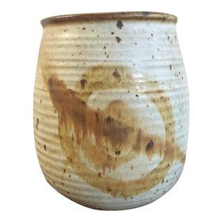 Vintage Mid-Century Pottery Vase