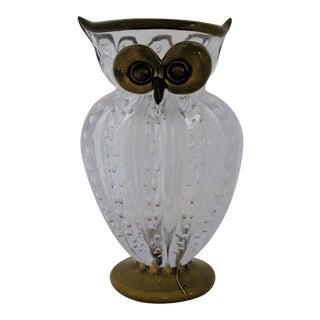 Vintage Gambaro & Poggi Glass Vase