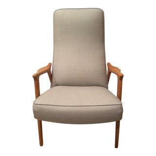 Danish Mid Century Modern Armchair