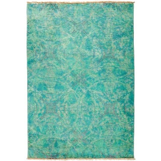 """Vibrance Hand Knotted Area Rug - 3' 10"""" X 5' 10"""""""
