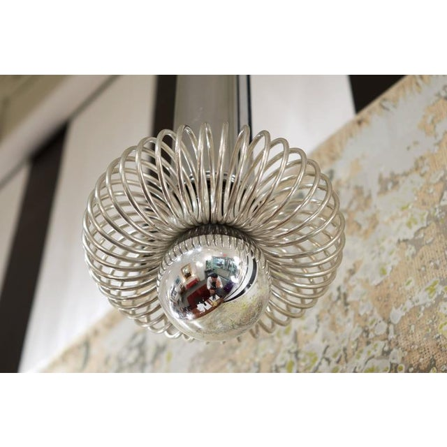Mid-Century Coiled Drop Pendants - Image 5 of 7