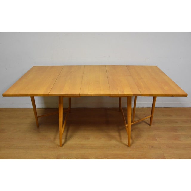 """Paul McCobb """"Predictor"""" Dining Table - Image 2 of 11"""