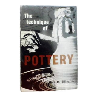 """The Technique of Pottery"" 1969 Book"