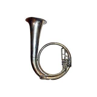 French Brass Horn