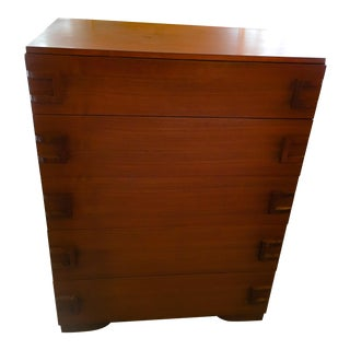 Mid-Century Cavalier Chest of Drawers