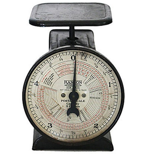 Vintage Air Mail Scale - Image 1 of 3