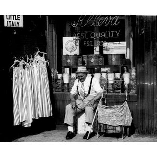 New York's Little Italy, 1981