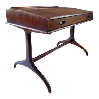 Henredon Mid-Century Biomorphic Base Writing Desk