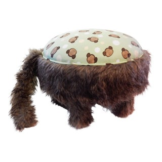 Custom Made Kids Monkey Stool