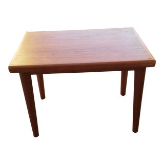 Brdr. Furbo Danish Modern Teak Side Table