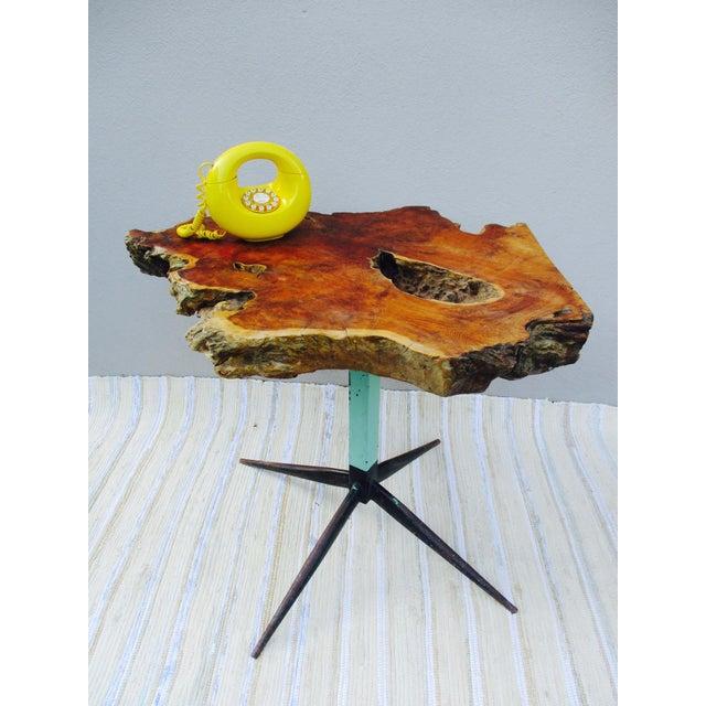 Bright Yellow Sculptura Donut Telephone Phone - Image 7 of 11