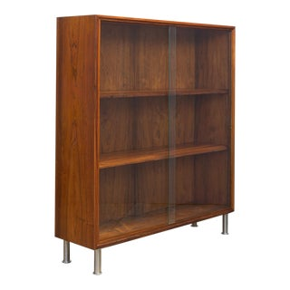 Danish Rosewood Display Cabinet