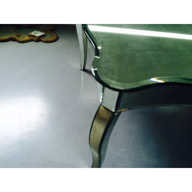 Drexel Mirrored Coffee Table - Image 9 of 10