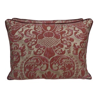 Caravaggio Fortuny Pillows - A Pair