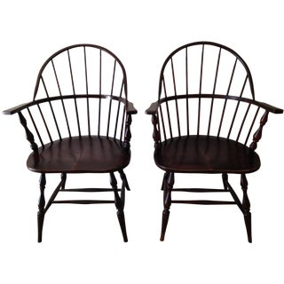 Heywood-Wakefield Windsor Chairs - A Pair