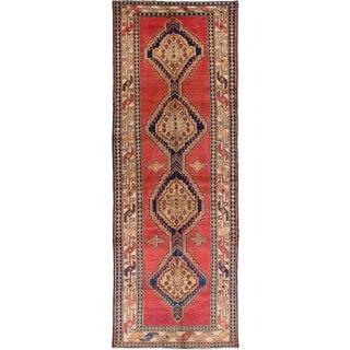 "Vintage Persian Rug - 4'6"" x 13'1"""