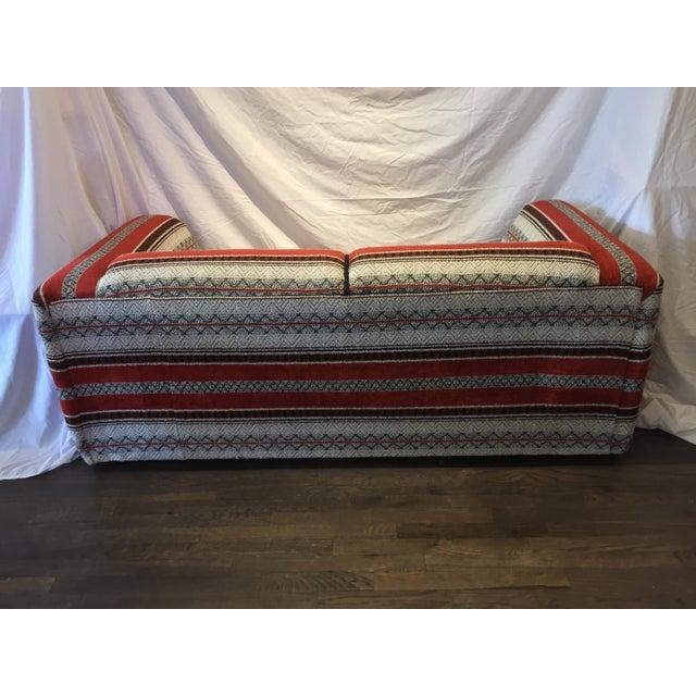 60s Vintage Southwestern Sofa - Image 5 of 5
