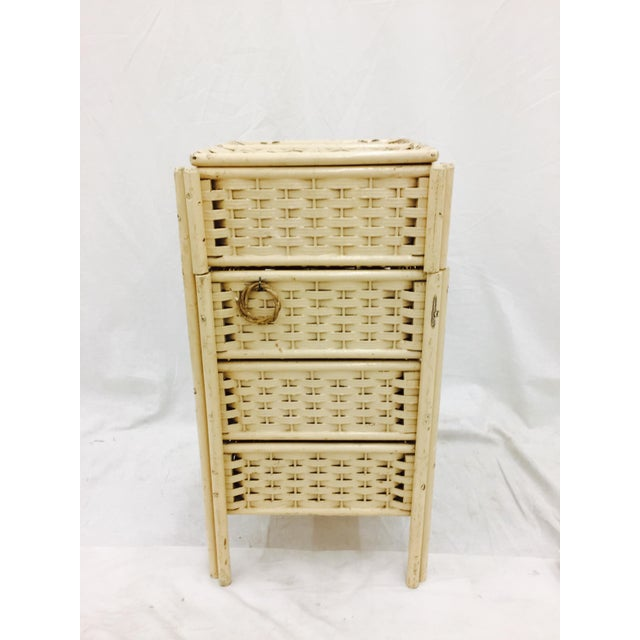 Antique Victorian Sewing Table - Image 2 of 9