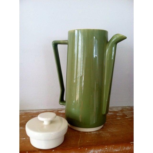 Vintage 1960s Ceramic Pitcher - Image 3 of 6