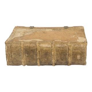 17th C. Vellum Book