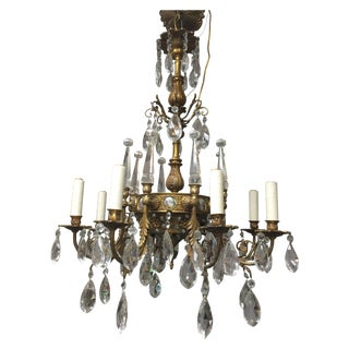 Regal French Chandelier