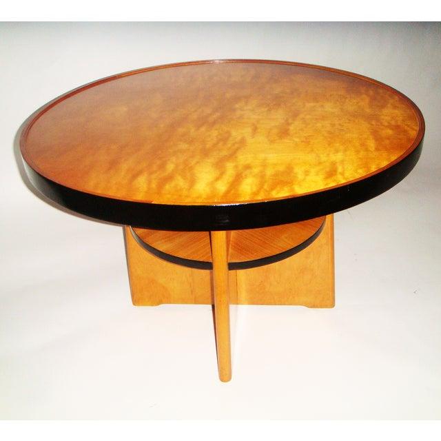Swedish Art Deco Coffee Table - Image 2 of 5