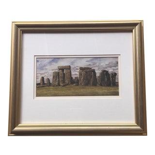 Stonehenge Barclay Fine Print