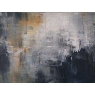 """""""Cliffs"""" Original Abstract Art by Kris Gould"""