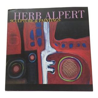 Herb Albert Sculptures and Paintings Art Book
