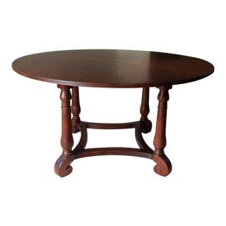 Ethan Allen British Classics Dining Table