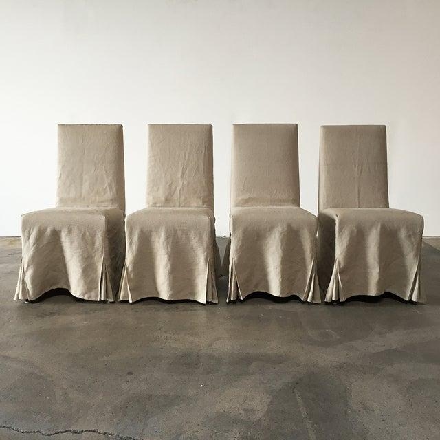 Maxalto Peplo Dining Chairs - 4 - Image 2 of 5