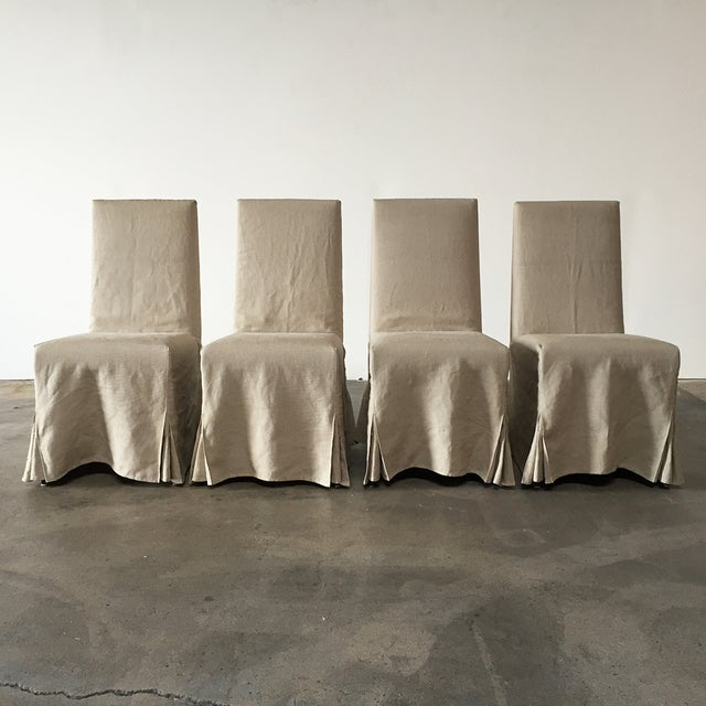 Image of Maxalto Peplo Dining Chairs - 4