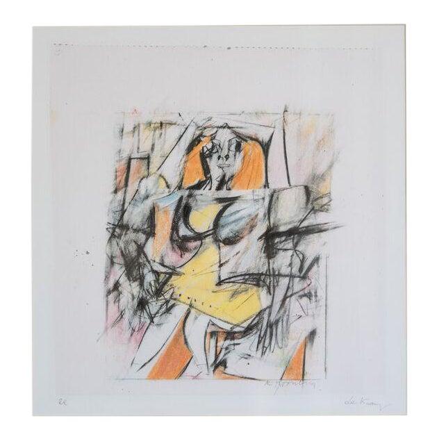 slant select -- Willem de Kooning - Image 1 of 3