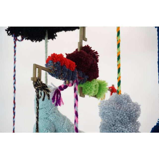 Pom Pom Sculptures - Image 5 of 9