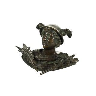 19th Century Mercury Figure