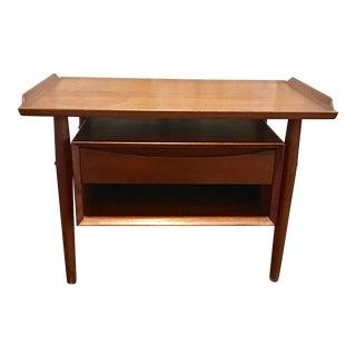 Vintage Danish Teak Side Table