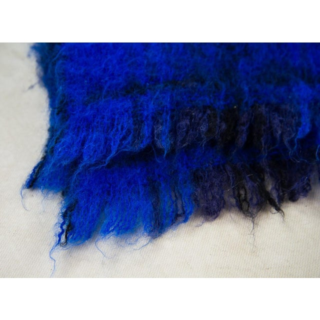 Handmade Mohair Throw by Avoca Handweavers - Image 8 of 9
