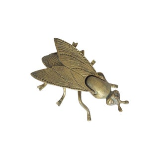 Brass Fly Box