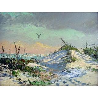 Gulf Coast Dunes by Bill Zaner