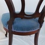 Image of Victorian Ladies Parlor Accent Chair