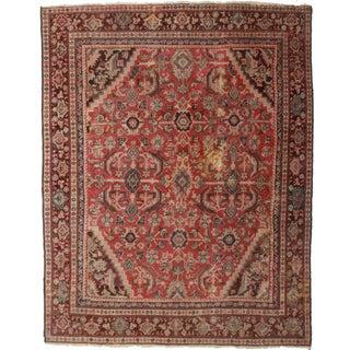 Rugsindallas Antique Persian Mahal - 8′3″ × 11′3″