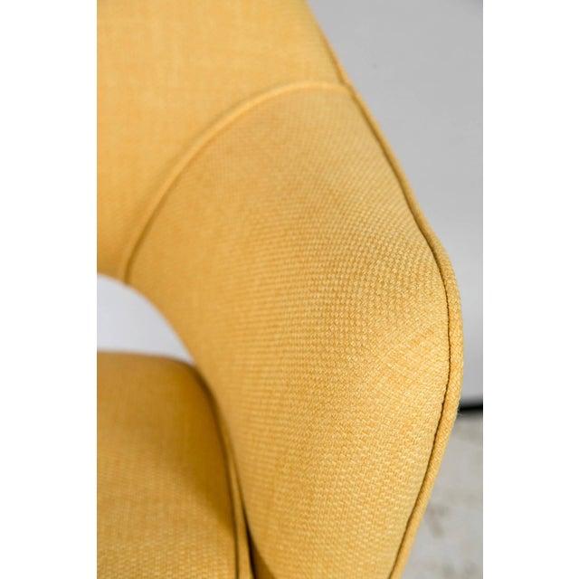 Saarinen Executive Armchair, Canary Yellow - Image 6 of 8