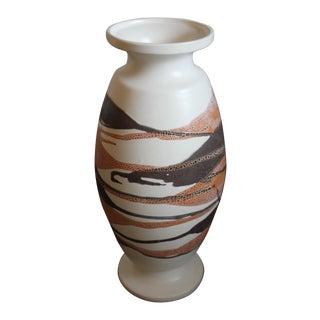 Vintage Royal Haeger Earth Wrap Vase