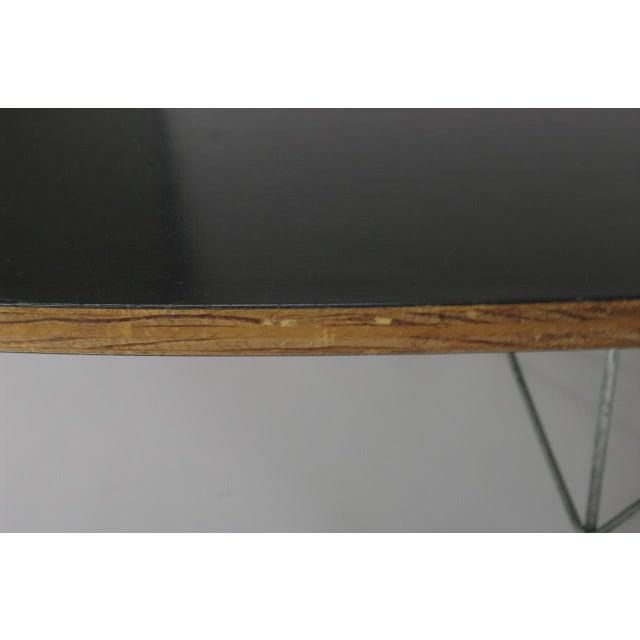 "Eames Elliptical ""Surfboard"" ETR Coffee Table - Image 8 of 11"