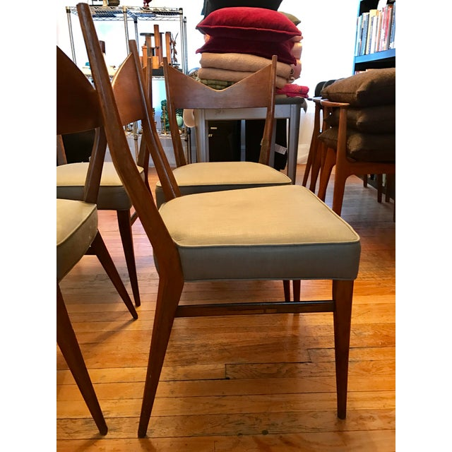 Paul McCobb Calvin Dining Chairs - Set of 4 - Image 4 of 11