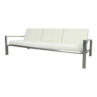 Stainless Steel Modernica Sofa